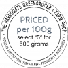 CURRANTS | price per 100g